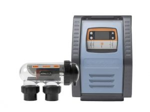 Swoop Pools AstralPool E-Series Salt Chlorinator offers affordable, reverse polarity self cleaning technology in a simple to use, easy to install yet robust and reliable product.