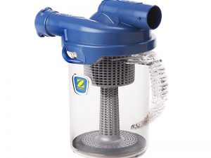 Swoop Pools Zodiac Cyclonic Leaf Catcher Suitable for suction cleaners with Zodiac Twist & Lock Hoses including other standard pool hoses for suction cleaners, designed to minimise clogging and straining of your pool filtration system.